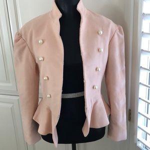 Zara Woman Pink Jacket